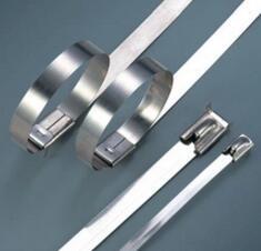 电缆不锈钢扎带