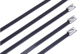 包塑不锈钢扎带如何选型?