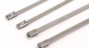 不锈钢扎带广泛应用在管道行业中的原因