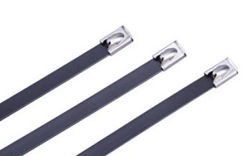 在管道中为何能使用不锈钢扎带?