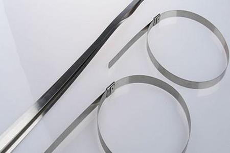鉴别不锈钢扎带质量的方法