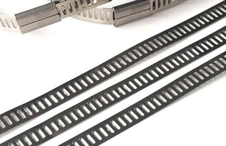 磁铁吸附不锈钢扎带可以验证优劣真伪吗?