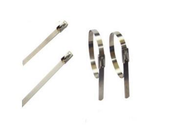 钢珠自锁式不锈钢扎带的特征和应用