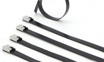 316材质不锈钢扎带的性能和应用