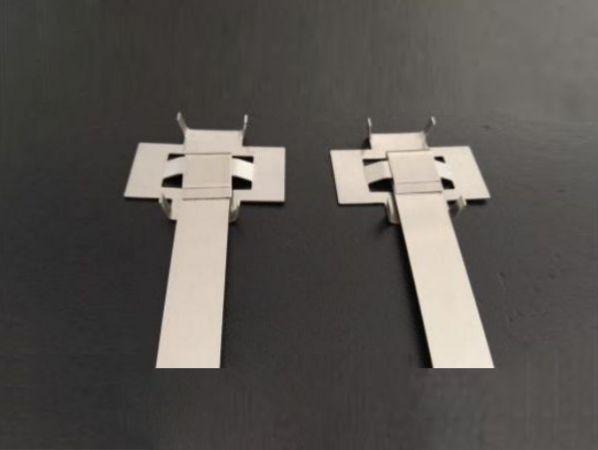 双L型不锈钢扎带