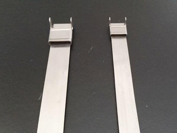 L型不锈钢扎带